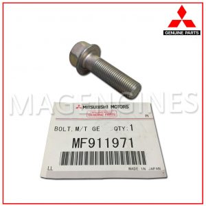 ENGINE CAMSHAFT BOLT MITSUBISHI GENUINE MF911971
