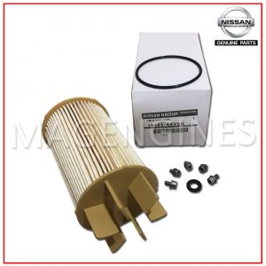 FUEL FILTER REPLACEMENT NISSAN GENUINE 16403-4KV0A