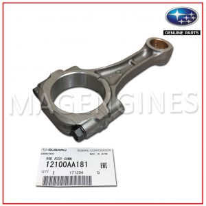 12100-AA181 SUBARU GENUINE CONNECTING ROD