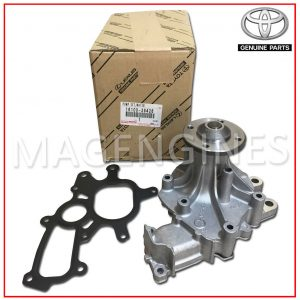 16100-39426 TOYOTA GENUINE WATER PUMP ASSY