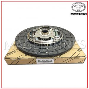 31250-60382 TOYOTA GENUINE CLUTCH DISC ASSY