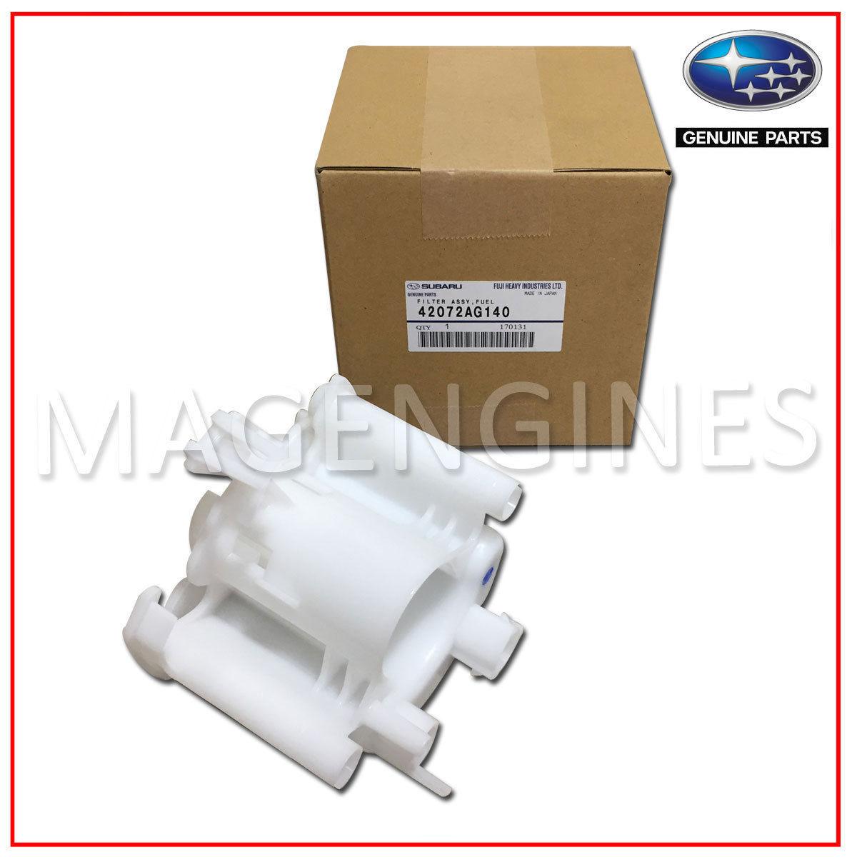 42072 Ag140 Subaru Genuine Fuel Pump Filter Mag Engines Wrx