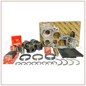 ENGINE REBUILD KIT TOYOTA 1KD-FTV D-4D 3.0 LTR