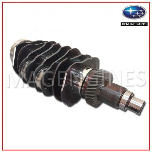 CRANKSHAFT WITH BEARINGS SUBARU EE20Z 16V 2.0 LTR
