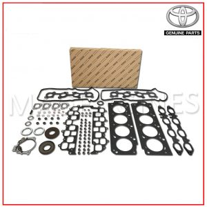 04112-50400 TOYOTA GENUINE ENGINE VALVE GRIND GASKET KIT
