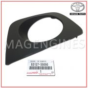 52127-35050 TOYOTA GENUINE PASSENGER SIDE FRONT BUMPER HOLE COVER.1