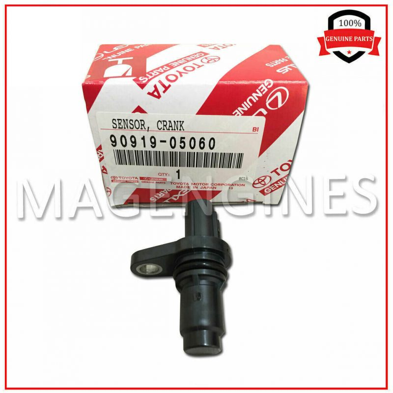 Genuine Toyota Crankshaft Position Sensor 90919-05060
