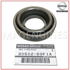 30502-69F1A NISSAN GENUINE BEARING CLUTCH RELEASE