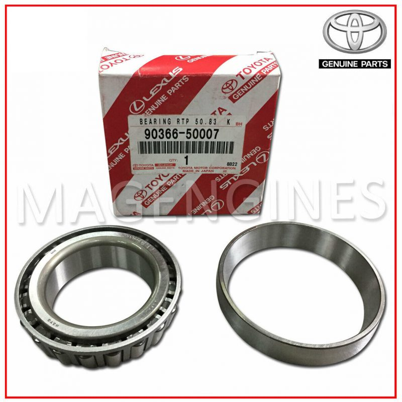 90366-50007 TOYOTA GENUINE BEARING (FOR FRONT DIFFERENTIAL CASE)