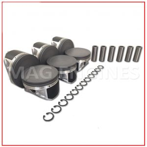 PISTON & RING SET NISSAN VQ30DE-II