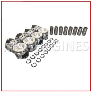 PISTON & RING SET TOYOTA 1VD-FTV