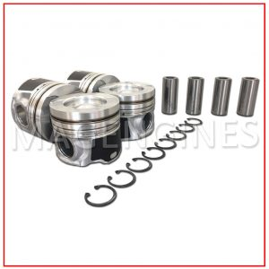 PISTON & RING SET TOYOTA 2AD-FHV 2.2 LTR