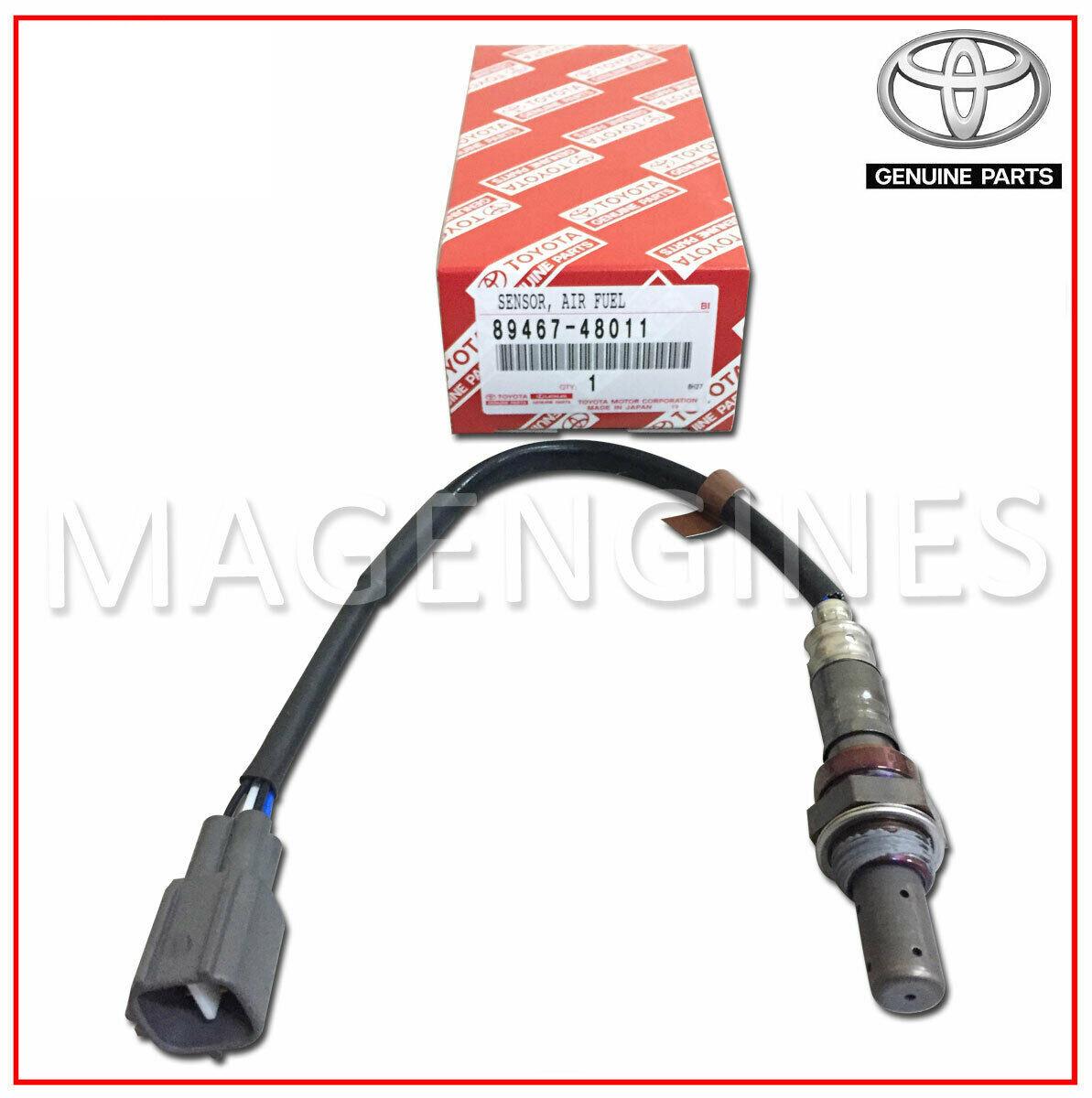 89467-48011 Air Fuel Ratio Sensor For Toyota Lexus Highlander Genuine Part