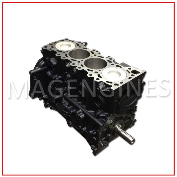 SHORT ENGINE NISSAN YD25 DCi 16V 2.5 LTR