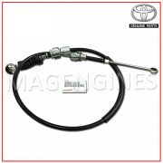 33822-42030 TOYOTA GENUINE CABLE TRANSMISSION CONTROL SELECT