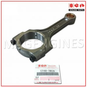 12160-78K20 SUZUKI GENUINE CONNECTING ROD