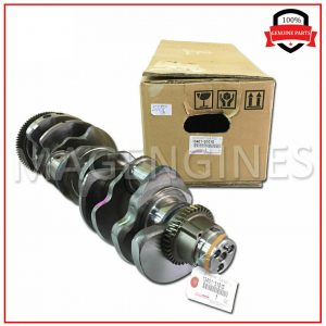 13401-51010 TOYOTA GENUINE CRANKSHAFT 1VD-FTV