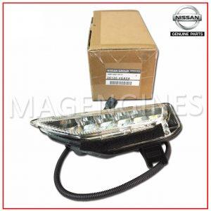 26130-4GA0A NISSAN GENUINE RH SIGNAL LAMP, LH