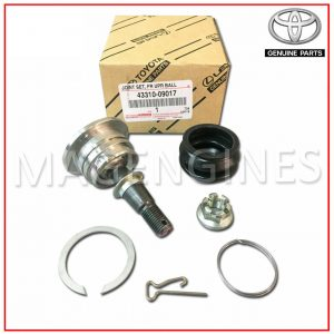 43310-09017 TOYOTA GENUINE JOINT ASSY, UPPER BALL RH
