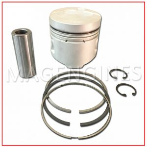 PISTON WITH PIN & RING 0.50 NISSAN TD27-TURBO 2.7 LTR