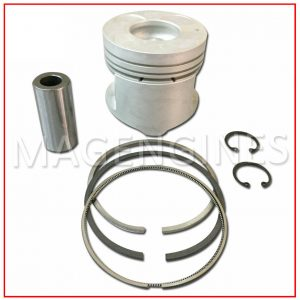 PISTON WITH PIN & RING 0.50 NISSAN YD25 2.5 LTR