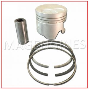 PISTON WITH PIN & RING 0.50 TOYOTA 3C 3C-T 2.2 LTR