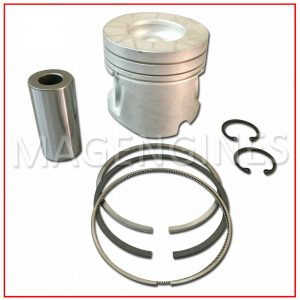 PISTON WITH PIN & RING MAZDA WE 3.0 LTR