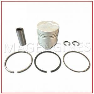 PISTON WITH PIN & RING MITSUBISHI 0.50 4D56-T 2.5 LTR