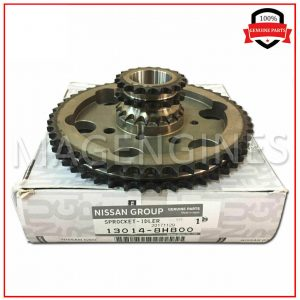 13014-8H800 NISSAN GENUINE CAMSHAFT SPROCKET -IDLER