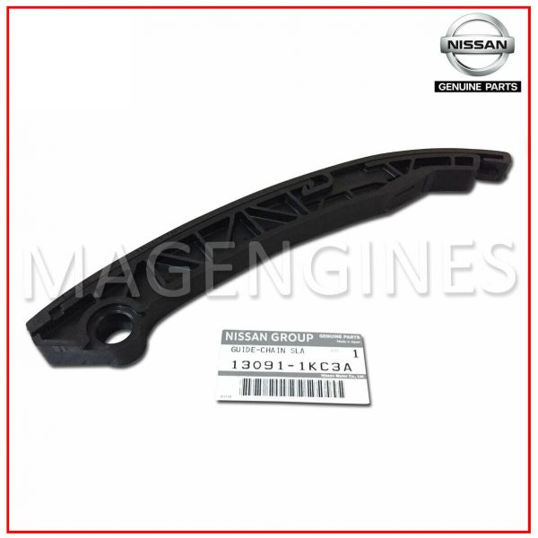 13091-1KC3A NISSAN GENUINE GUIDE-CHAIN