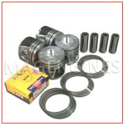 MD349422 PISTON RINGS MITSUBISHI 4G18 1 6 LTR – Mag Engines