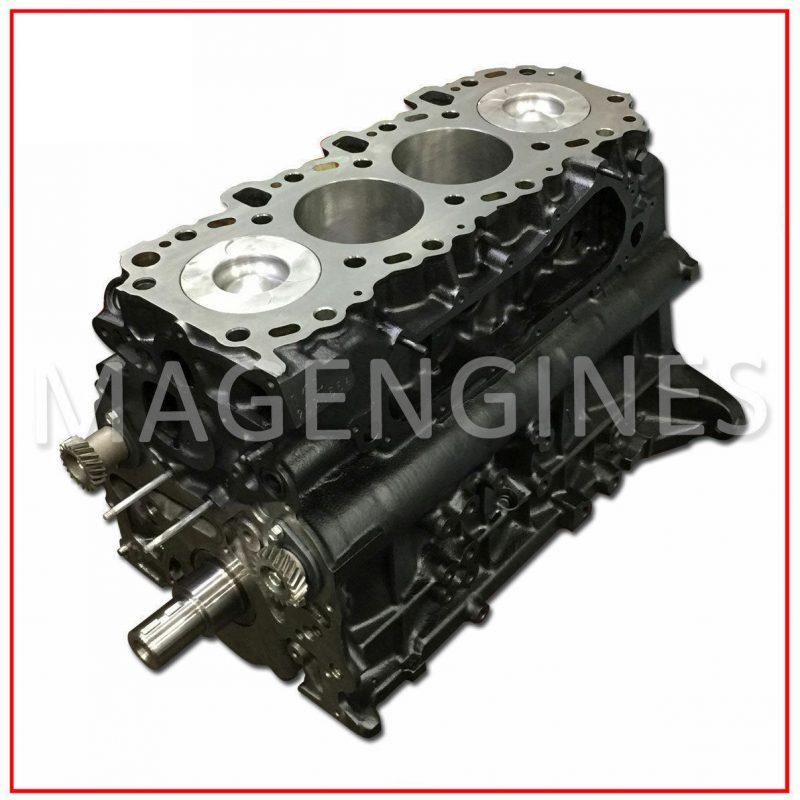 Short Engine Toyota 1kd