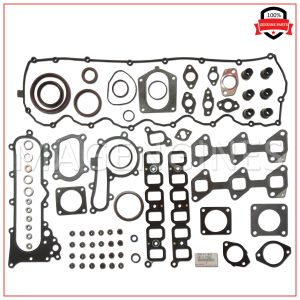 04111-17060 TOYOTA GENUINE GASKET KIT, ENGINE OVERHAUL