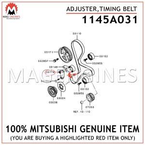 1145A031-MITSUBISHI-GENUINE-ADJUSTER,TIMING-BELT