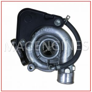 TURBO CHARGER TOYOTA 2L-T 2.4 LTR
