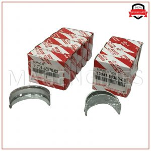 11701-88570-03 13041-88360-03 TOYOTA GENUINE MAIN & CON ROD BEARING SET 3SGE 3SGTE